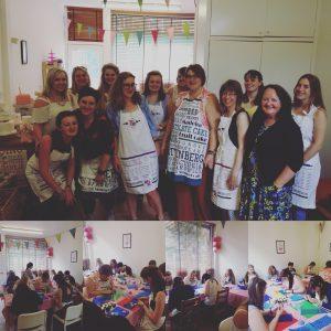 Cupcake Decorating Class Hen Party London
