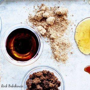 Healthy Natural Sugar Baking