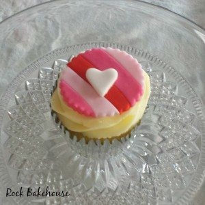 Valentines Cupcake Topper Tutorial