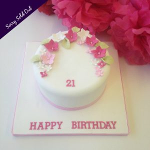 Celebration Cake Decorating Class London
