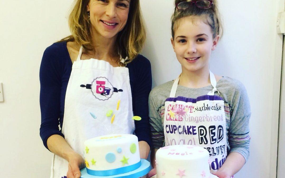 Private Celebration Cake Class