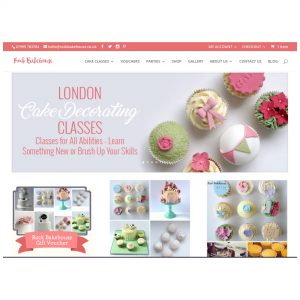 Rock Bakehouse Cake Classes London