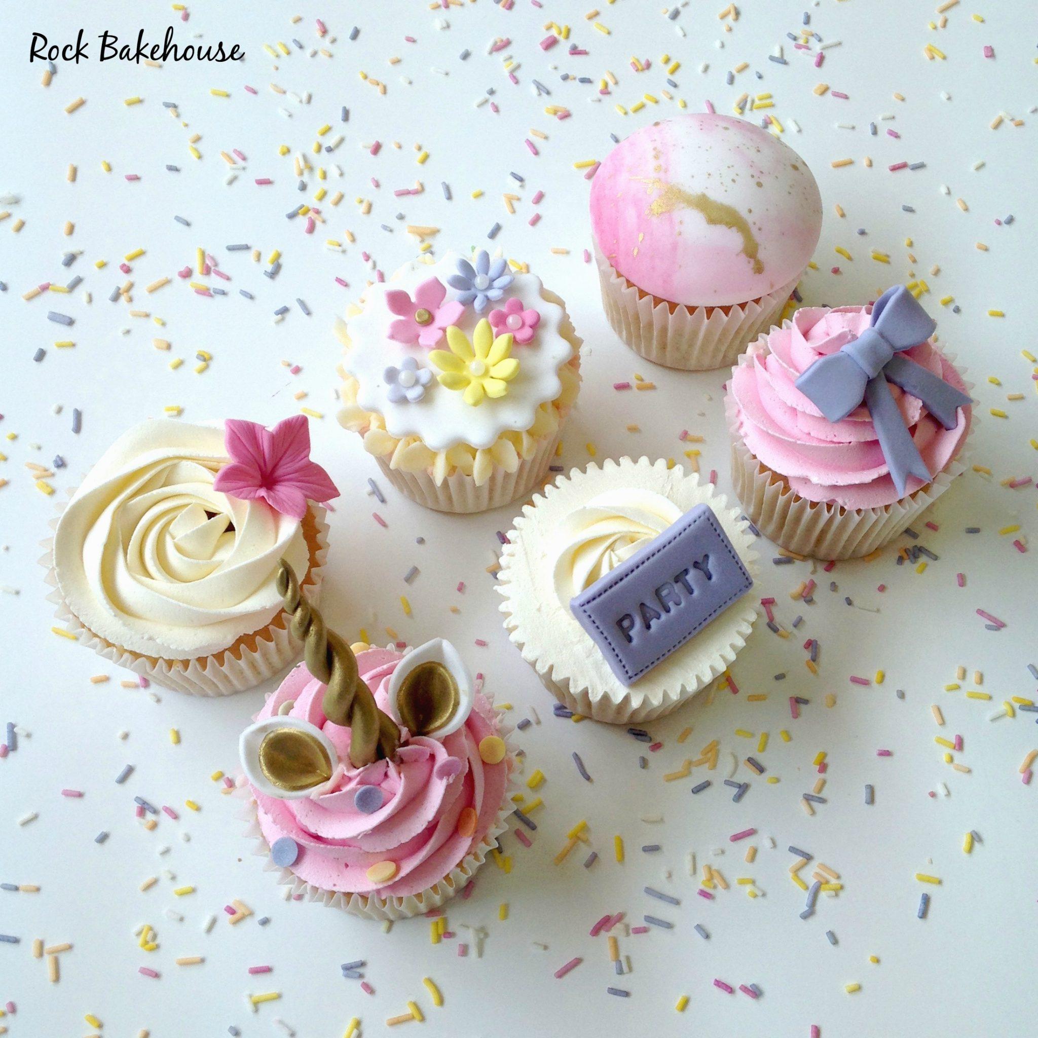 Cupcake Decorating Classes | Rock Bakehouse