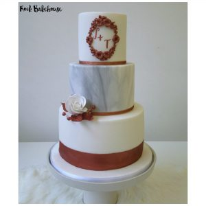 Three Tier Wedding Cake Decorating Class London