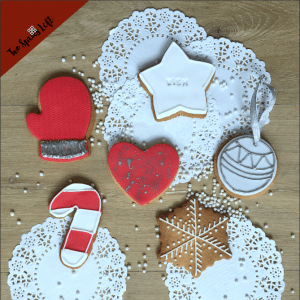 Christmas Iced Cookie Decorating Class London