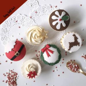 Christmas Cupcake Decorating Class London