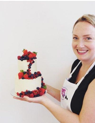 Private Cake Decorating Classes