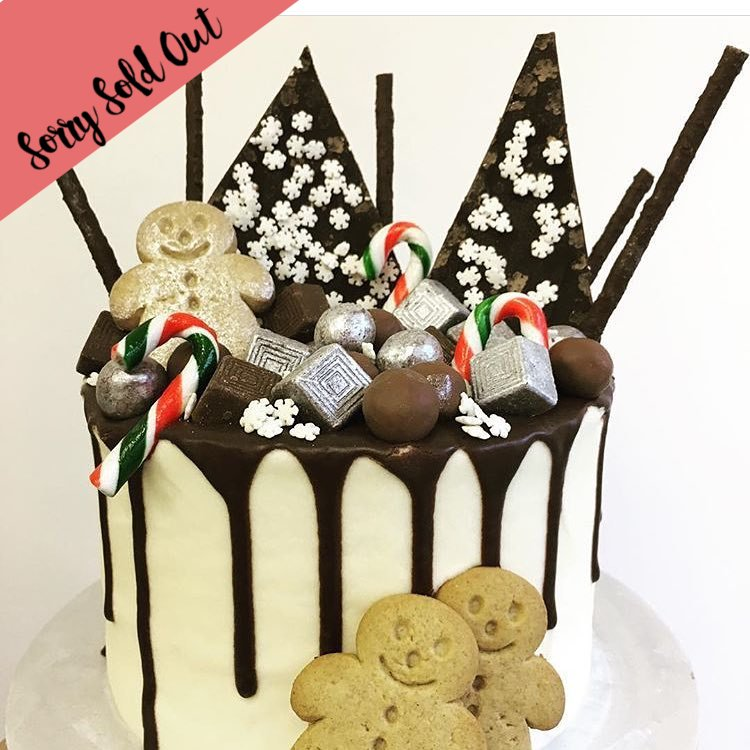 Chocolate Ganache Drip Cake Class