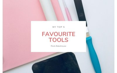 My Favourite Cake Decorating Tools