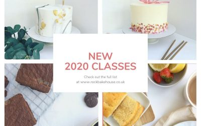 New Classes 2020