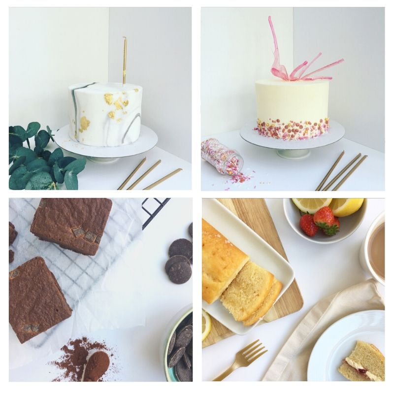 Cake Decorating Class Gift Voucher