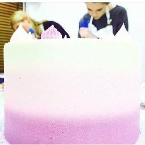 Buttercream Cake Class London
