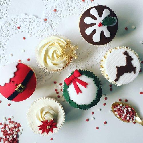 Christmas Cupcake Classes London