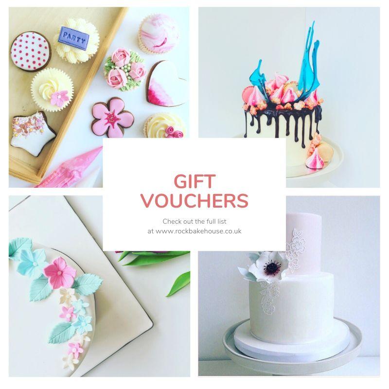 Cake Cupcake Decorating Class London